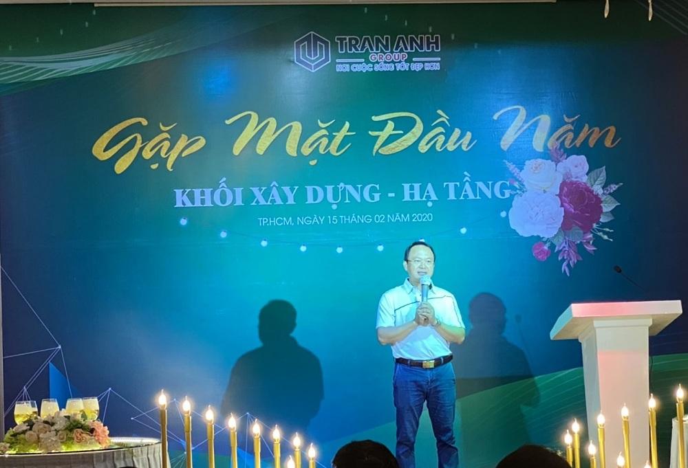 Trần Anh Group gặp mặt nhà thầu xây dựng đầu Xuân 2020