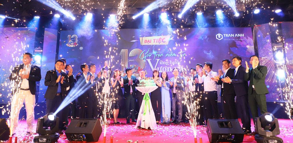 Trần Anh Group – 13 năm một chặng đường phát triển