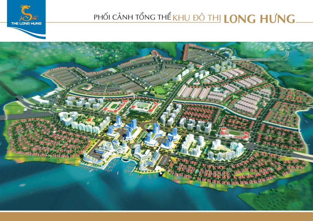 Khu đô thị Long Hưng City - Vị trí vùng kinh tế trọng điểm phía Nam