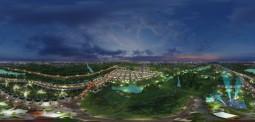 West Lakes Golf & Villas: Dự án biệt thự sân golf với pháp lý hoàn chỉnh tại Long An