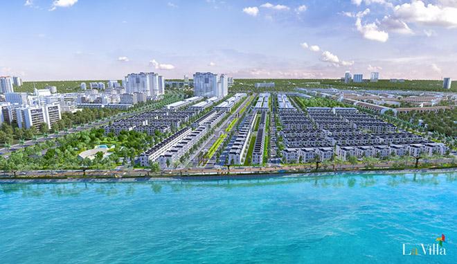 Tran Anh Group khai trương nhà mẫu dự án La Villa Green City